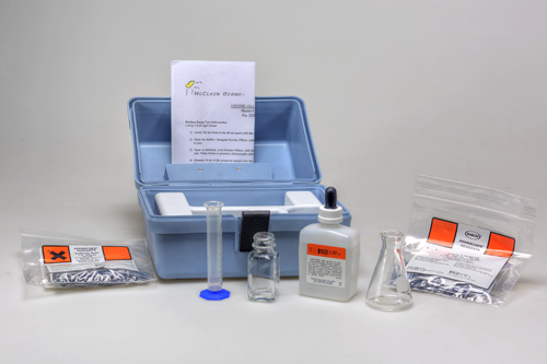 Aqueous Test Kit